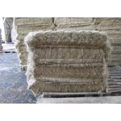 Fibre ou Laine Longue de Chanvre Brut|AgroChanvre