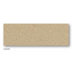 Dalles sol à coller en liège couleur Coyote | SEDACOR