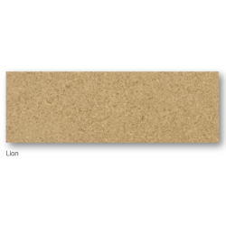 Dalles sol à coller en liège couleur Lion | SEDACOR
